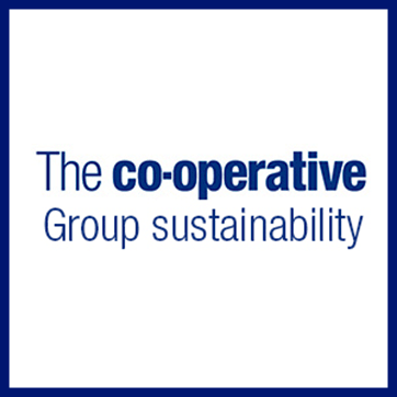 The Co-operative Group Sustainability logo